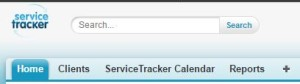 ServiceTracker Lite Tab Bar