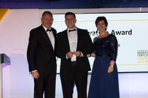 ServiceTracker Award